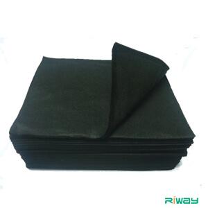 Disposable Black Towels