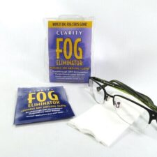 Anti-Fog Wipes