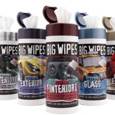 Auto Glass wipes
